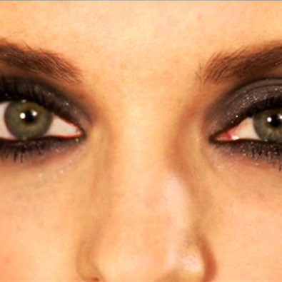 Chanel Smokey Eyes
