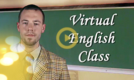 Virtual English Class